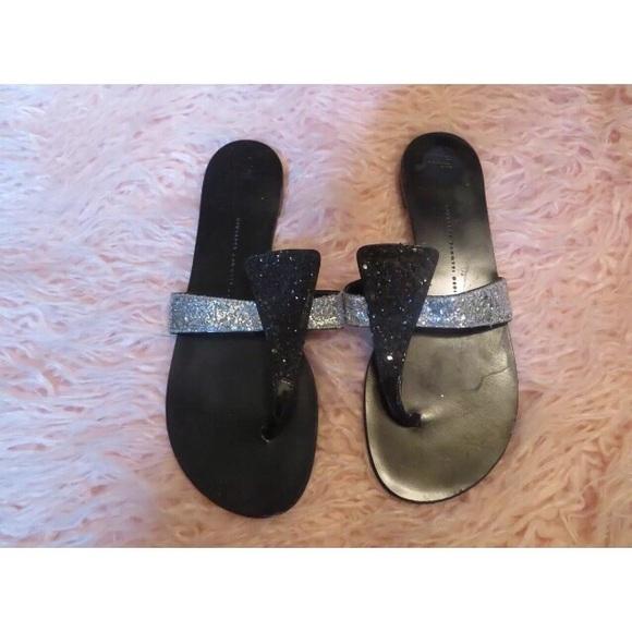 00176f070 Giuseppe Zanotti Shoes - Giuseppe Zanotti Womens 39 IT Flat Thong Sandals